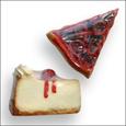 20071112|本物そっくり・ピザとチーズケーキのマグネット