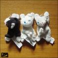 20080418|くたくた猫三兄弟のマグネット