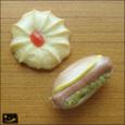 20080429|本物の歯形つき!ホットドッグとクッキーのマグネット