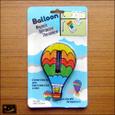 20080610|気球に乗った猫の温度計マグネット
