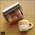20081114|一番人気!箱入りダンキンドーナツのマグネット