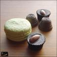 20081121|お得にまとめ買い!マカロン&チョコレートマグネット