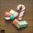 20091226|ミントだらけのクリスマスキャンディーマグネット