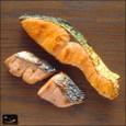 20100102|大好物です♪焼き鮭のマグネット