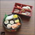 20100123|微妙にぎこちない日本食のマグネット