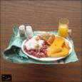 20100131|細部にこだわり!ルームサービスの朝食マグネット