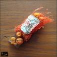 20100123|貴重なヴィンテージ!袋入りオレンジのマグネット