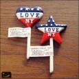 20100131|LOVE N.Y. ロリポップキャンディーのマグネット