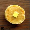 20100514|一部が本物!パンケーキのマグネット